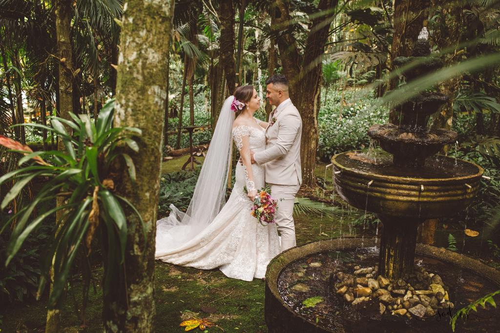 RebeccaeBruno | Casamento romântico na Casa Giardino