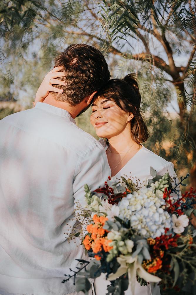 Joyce Kitamura e Victor | Pré wedding em Holambra por Amora Photo e Film