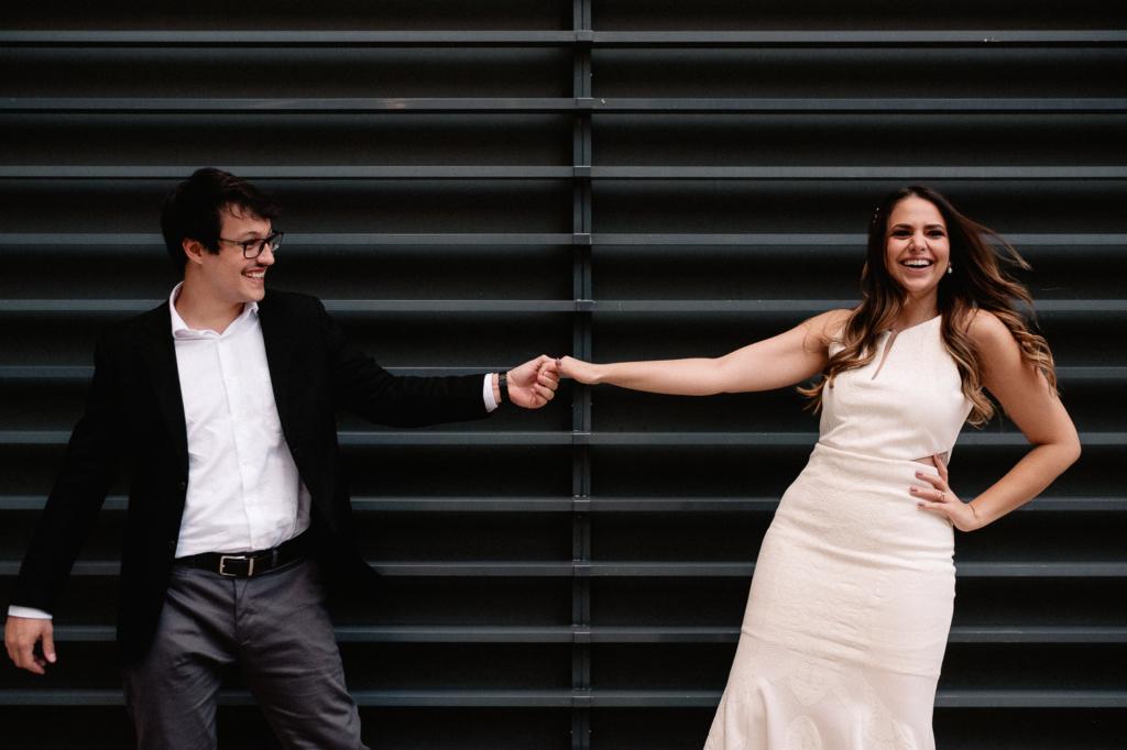 Thalita e Thiago | Um lindo casamento civil, por Kuguio