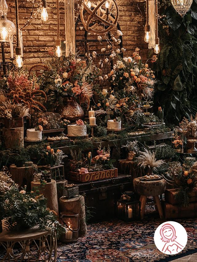 Um Bom Lugar para Casar: Celeiro Quintal