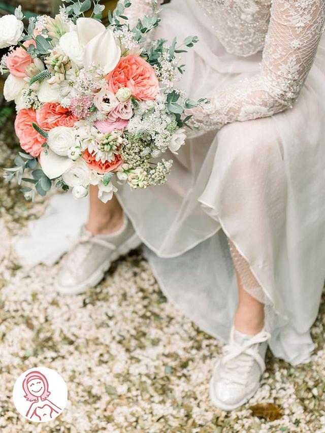 Noiva de Tênis