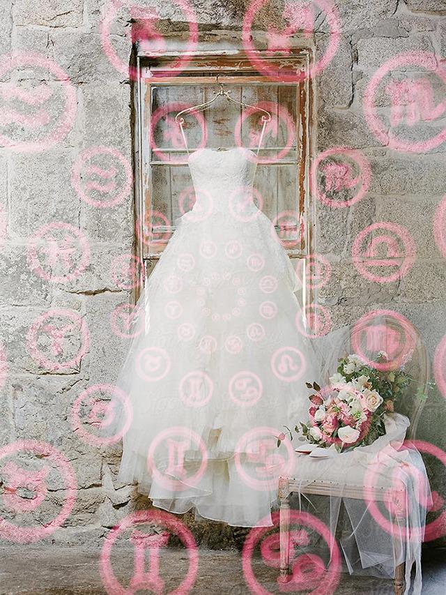 Vestido de Noiva de cada Signo