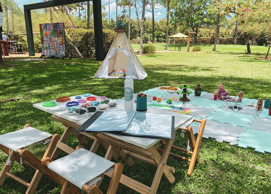 Bambalalão Recreação | Casamento com recreação infantil é tudo de bom!