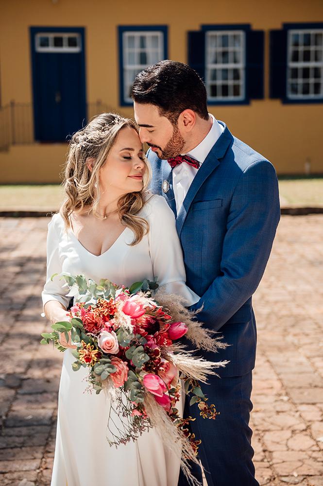 Babisy e Anderson | Enfim casados: enlace na Fazenda Quilombo