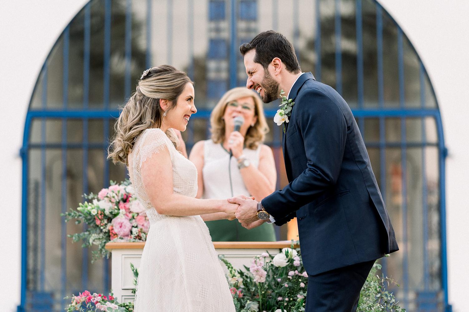 Camila e Felipe | Micro wedding no Villa Della Luce