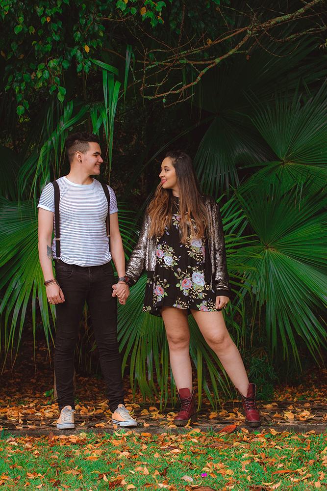 Milena e Gustavo | Ensaio pré casamento no Château Ma Vie