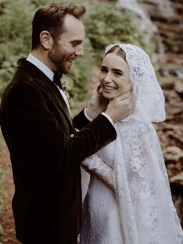Emily em Paris Casada! – O Casamento de Lily Collins
