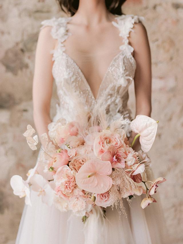 5 Flores para usar no Casamento