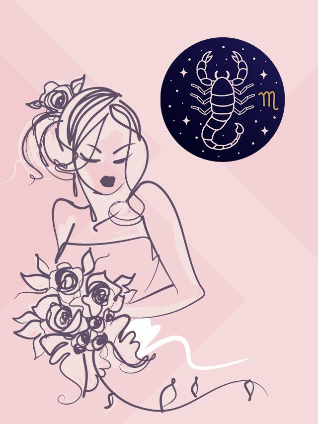Mini Guia de Casamento da Noiva de Escorpião