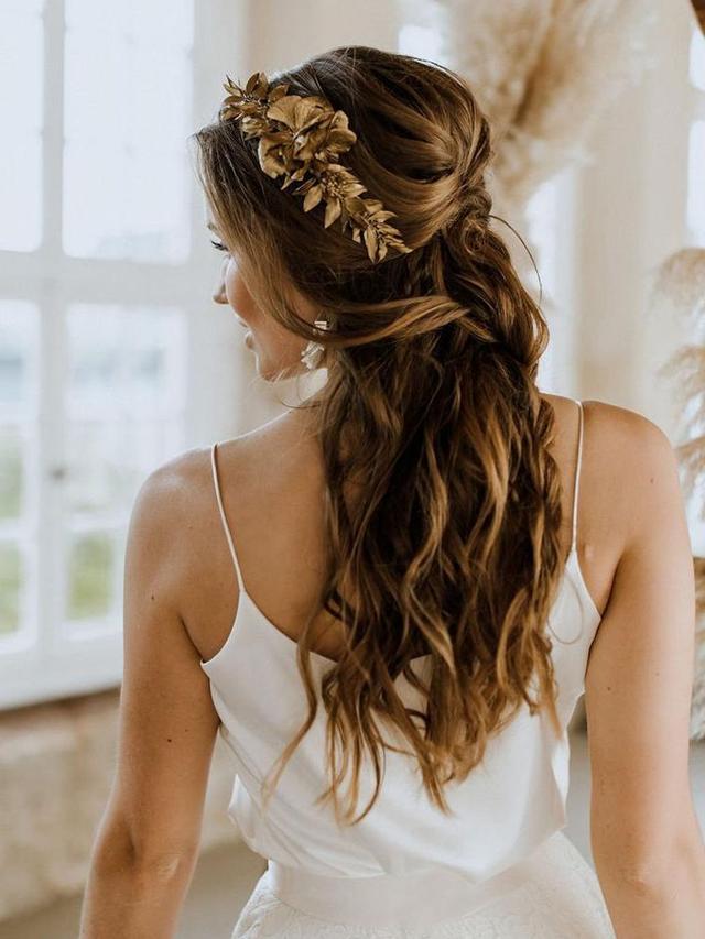 Beleza da Noiva – Penteados de Casamento