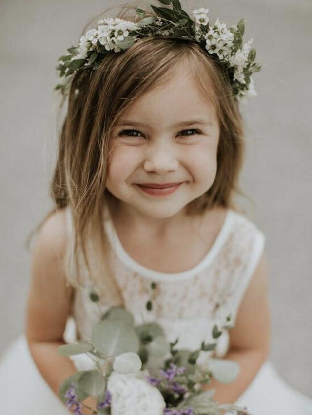 Damas e Pajens – Crianças no Casamento